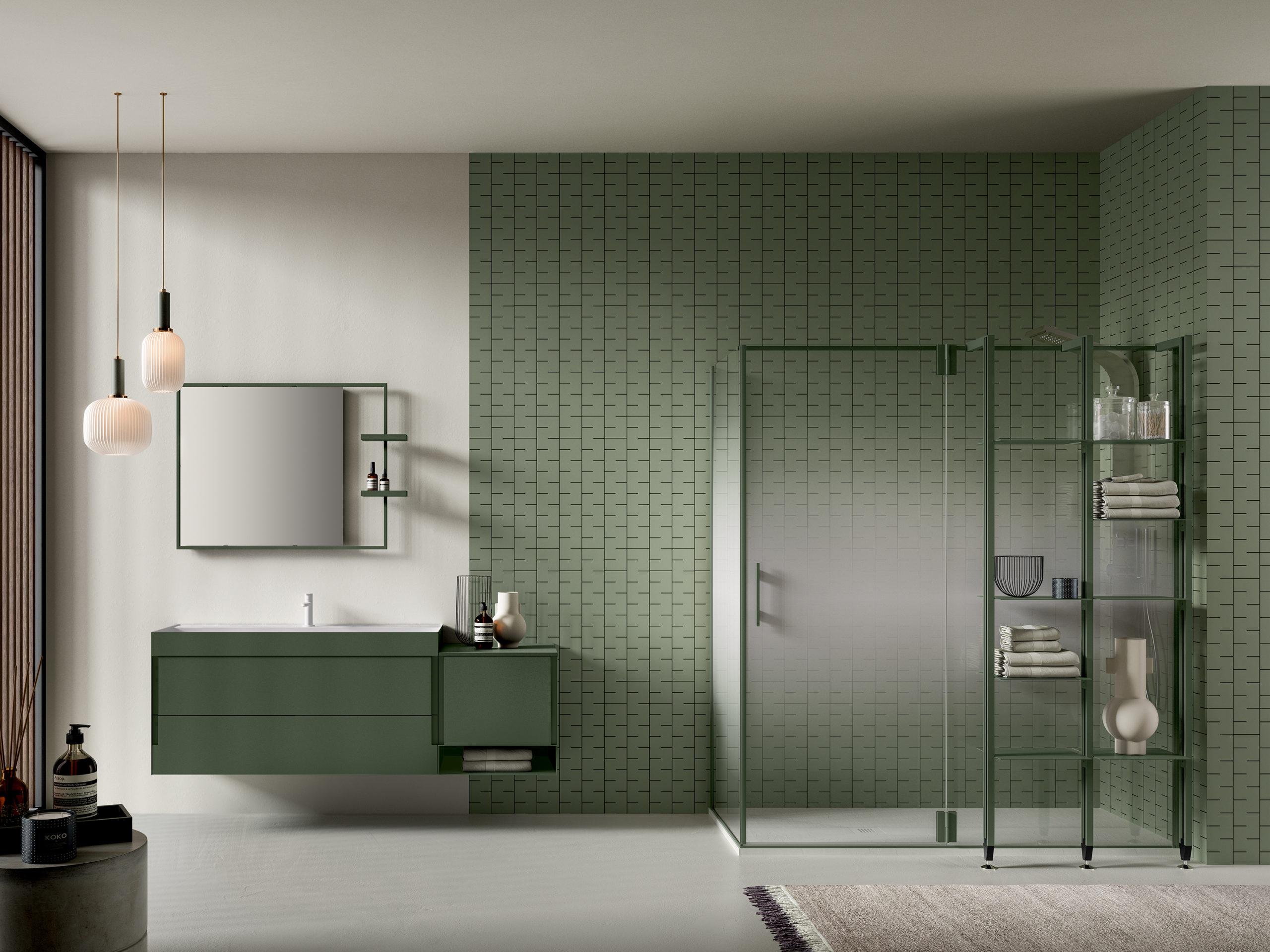 Artesi | Filo+: the custom-made bathroom furniture, for the Contract