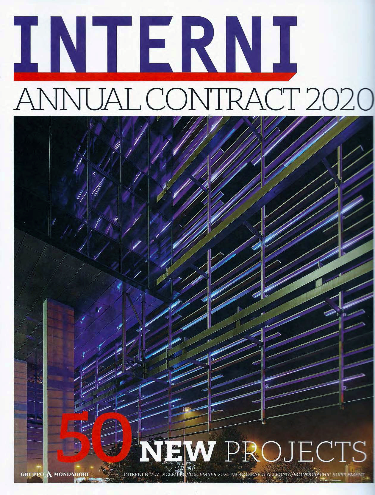 Interni | Annual Contract 2020
