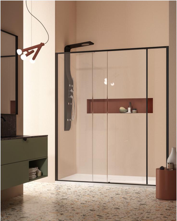 Agha   Run the new ultra-thin shower