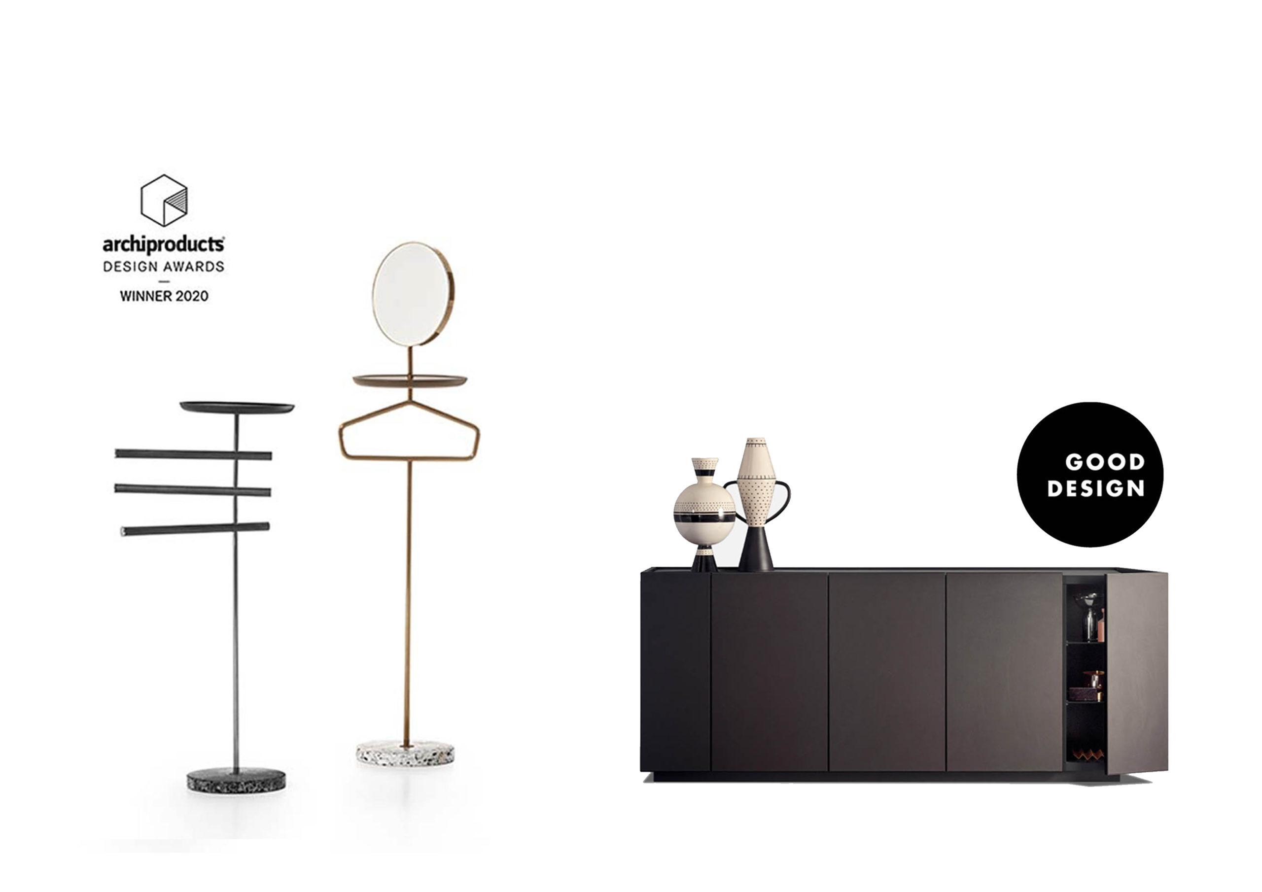Pianca | Archiproducts Design Award and Good Design Award