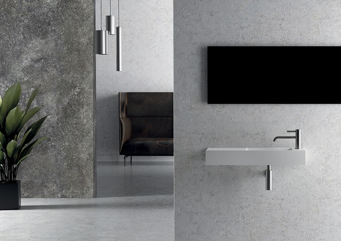 Alice Ceramica   Enriches its countertop washbasins collection
